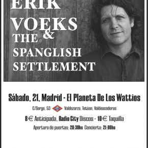 Erik Voeks and The Spanish Settlement image