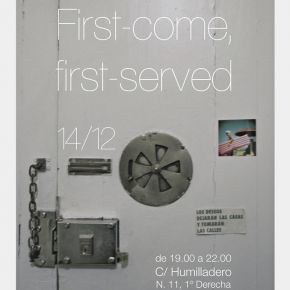 First-come, first-served | EVENT 14/12 image