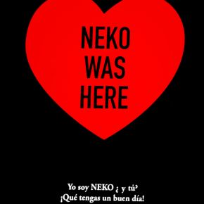 Neko was here image