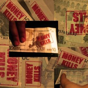 Money kills image